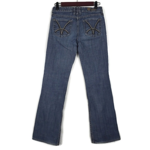 Kut from the Kloth Denim - KUT From The Kloth Size 2 Boot Cut Jeans